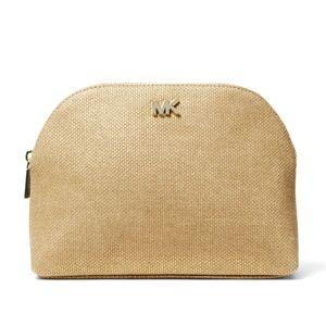 Michael Kors Canvas Travel Bag